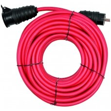 Prailginimo kabelis 3x2,5mm2 (3G2,5mm) 30m