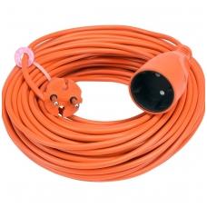 Prailginimo kabelis su lizdu 2x1 mm² 30m