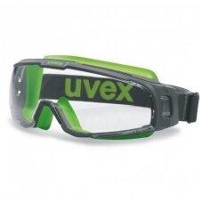 Profesionalus apsauginiai akiniai UVEX U-SONIC