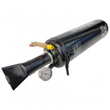 Pūstuvas-boosteris padangoms 8 ltr.