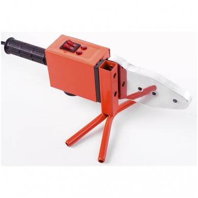 PVC vamzdžių litavimo prietaisas MAR-POL 4