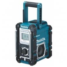 Radijas Makita DMR108 7,2-18V, Bluetooth. Su AC adapteriu