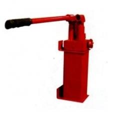 Rankinė hidraulinė presų pompa 40t su žarna