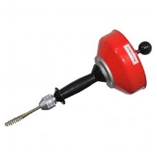 Rankinis vamzdžių valymo prietaisas