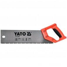 Rankinus pjūklas plastikui PVC 350mm YATO
