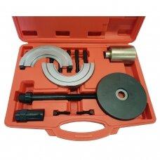 Ratų guolių presavimo įrankiai Audi (Guolio blokas Ø90mm) 14vnt. Essen Tools