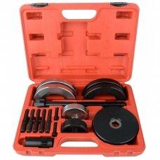 Ratų guolių presavimo įrankiai VW guolio blokas Ø72mm Essen Tools