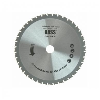 Rankinis diskinis pjūklas su liniuote 1600W, 185 mm 10