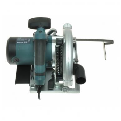 Rankinis diskinis pjūklas su liniuote 1600W, 185 mm 6
