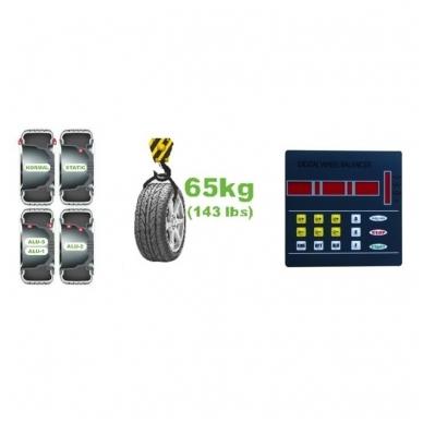 Ratų balansavimo staklės PULI PL1152 2