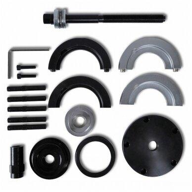 Ratų guolių presavimo įrankiai VW guolio blokas Ø85mm Essen Tools 4