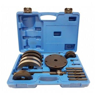 Ratų guolių presavimo įrankiai VW guolio blokas Ø85mm Essen Tools 2