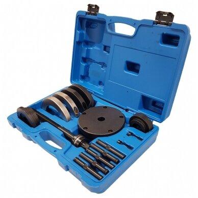 Ratų guolių presavimo įrankiai VW guolio blokas Ø85mm Essen Tools