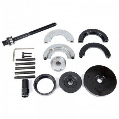 Ratų guolių presavimo įrankiai VW guolio blokas Ø85mm Essen Tools 3