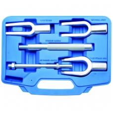 Šarnyrų nuėmėjų rinkinys (naudojami su oriniu plaktuku)