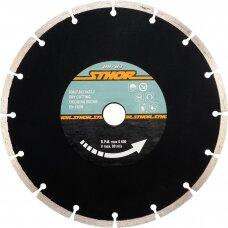 Segmentinis pjovimo diskas 230mm HS