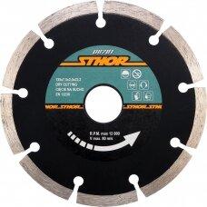Segmentinis pjovimo diskas HS 125mm