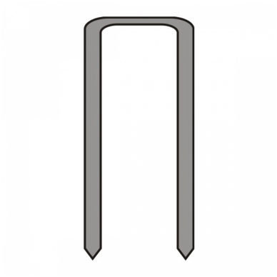 Segtukai metaliniai 40mm 5,7mm TYPE90 2500vnt.