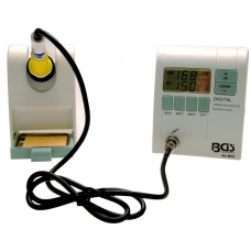 Skaitmeninė indukcinė elektroninė litavimo stotelė
