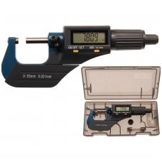 Skaitmeninis mikrometras 0-25 mm