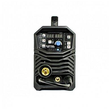 SPARTUS EasyMIG 210S Sinerginis suvirinimo pusautomatis, 200A, 230V 3
