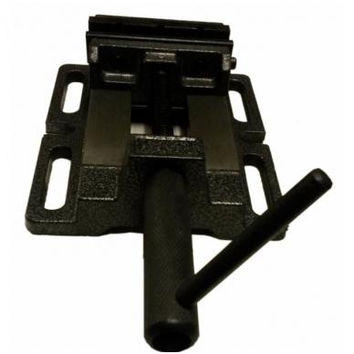 Spaustuvas mašininis gręžimo staklėms 85 mm Profi 3