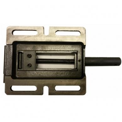 Spaustuvas mašininis gręžimo staklėms 85 mm Profi 4