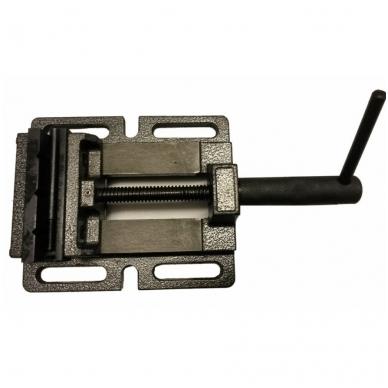 Spaustuvas mašininis gręžimo staklėms 85 mm Profi 5