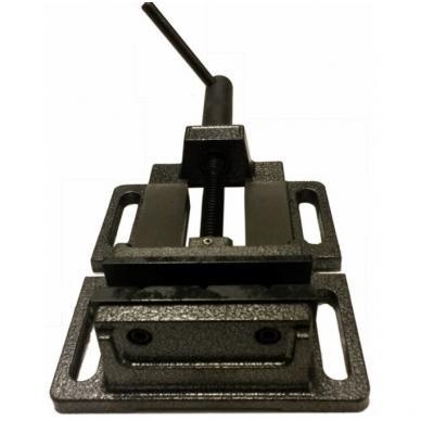 Spaustuvas mašininis gręžimo staklėms 85 mm Profi 2