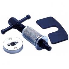 Stabdžių cilindriukų (suportų) sustumėjas