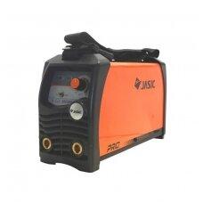 Suvirinimo aparatas JASIC PRO ARC 200 Z209, 200A