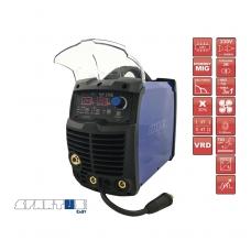 Suvirinimo pusautomatis, SPARTUS EasyMIG 210E, 200A, 230V