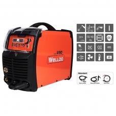Suvirinimo pusautomatis Welldo MIG250S