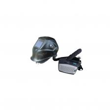 Suvirinimo skydelis Sherman-profi V4 su filtru ir PAPR ventiliacijos sistema