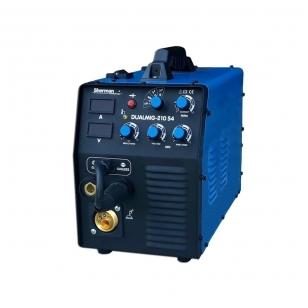 Suvirinimo pusautomatis, DUALMIG 210 S4, 200A