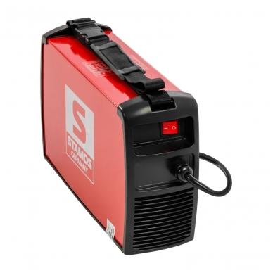 Suvirinimo aparatas MMA, SMMA-200PI, 200A, 230V, 1.6-4 mm 2