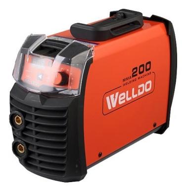 Suvirinimo aparatas Welldo MMA - 200DS