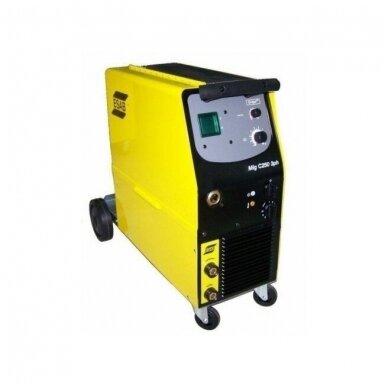 Suvirinimo pusautomatis ESAB Origo Mig C250, 250A, 230/400V