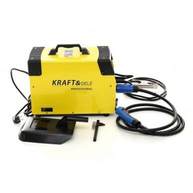 Suvirinimo pusautomatis MIG/MMA 250 Kraft&Dele 7