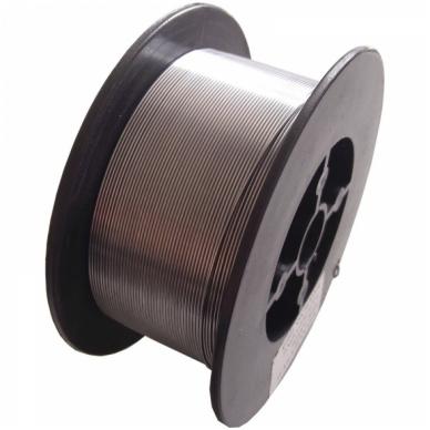 Suvirinimo viela nerudijančiam plienui Ø0.8mm, 1kg Inefil INOX