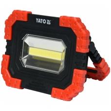 Šviesos diodų prožektorius 10W COB LED 680lm