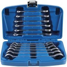 Terkšlinių raktų rinkinys su lagaminu 8 - 19 mm. 12vnt.