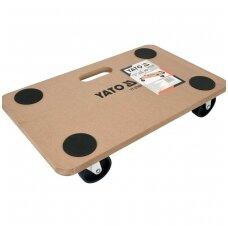 Transportavimo vežimėlis / platforma  500x300 mm  iki 200 kg