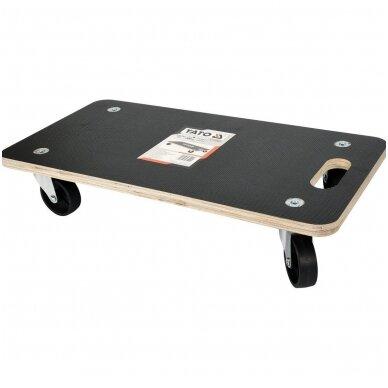 Transportavimo vežimėlis / platforma 575x300 mm iki 200 kg 2