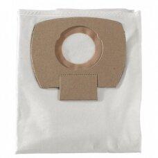 Utilizavimo maišai dulkių siurbliui Metabo ASA 25/30 L PC/INOX 5 vnt.