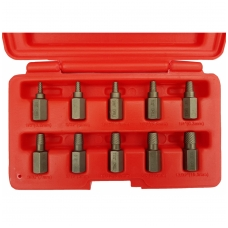 Varžtų išsukėjų rinkinys 3-11mm 10vnt.