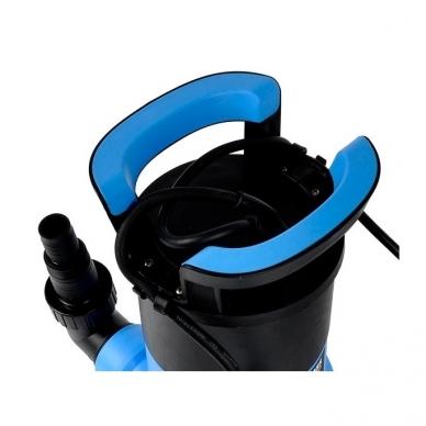 Vandens siurblys purvinam vandeniui su plūde 400W, 2in1 2
