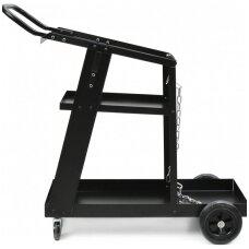 Vežimėlis suvirinimo aparatui
