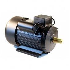 Elektros variklis vienfazis asinchroninis  0.75KW