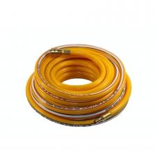 Žarna PVC su žalvarinėmis jungtimis (10x16mm), 15m